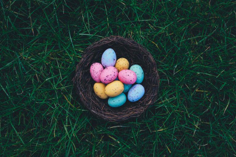 Heppy Easter!