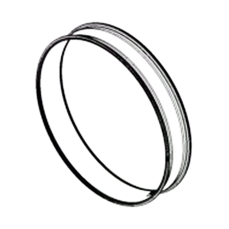 Pierścienie gumowe typu V60 NR i CR do kół