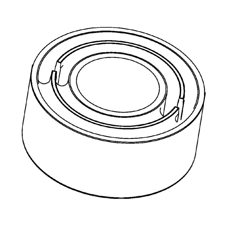 Tuleje gumowo – metalowe