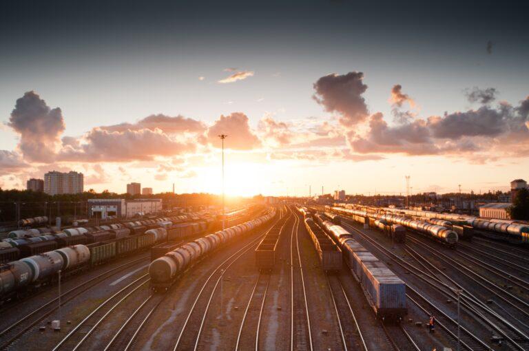 Rozwój sektora przewozów towarowych