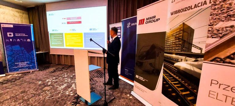 """MMR Group TransComfort na Komisji Torowej i konferencji """"Modernizacja Taboru Szynowego"""""""
